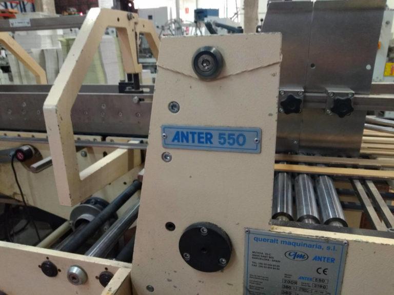 Foto detalle Anter 550