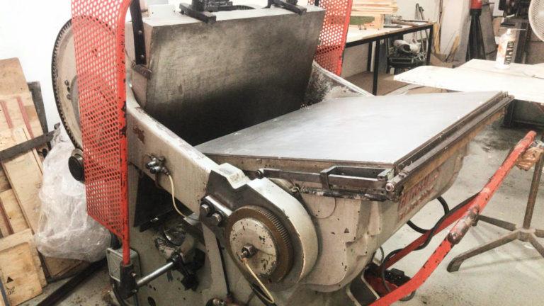 Máquina: Troqueladora manual Hercules