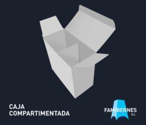 Caja Compartimentada