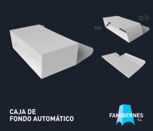 Caja de Fondo Automático