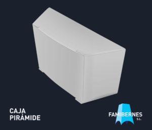 Caja Pirámide